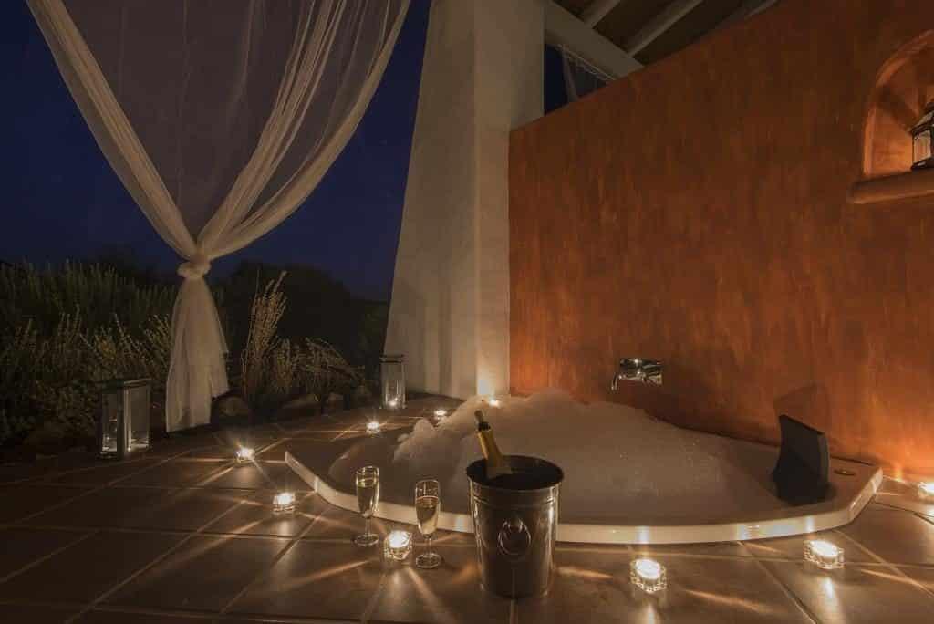 Procure por hotéis mais exclusivos e românticos - Na foto o Herdade do Amarelo Nature & Spa na Costa Alentejana
