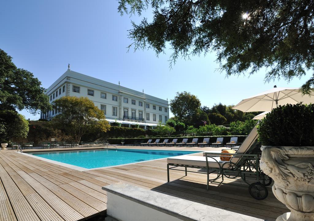Tivoli Palácio Seteais - lua de mel em Portugal
