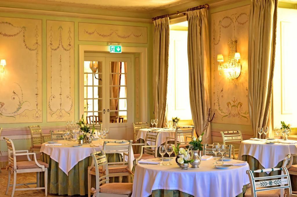 Restaurante do Tivoli Palácio Seteais - lua de mel em Portugal
