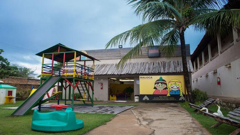 Espaço kids Village Barra Hotel