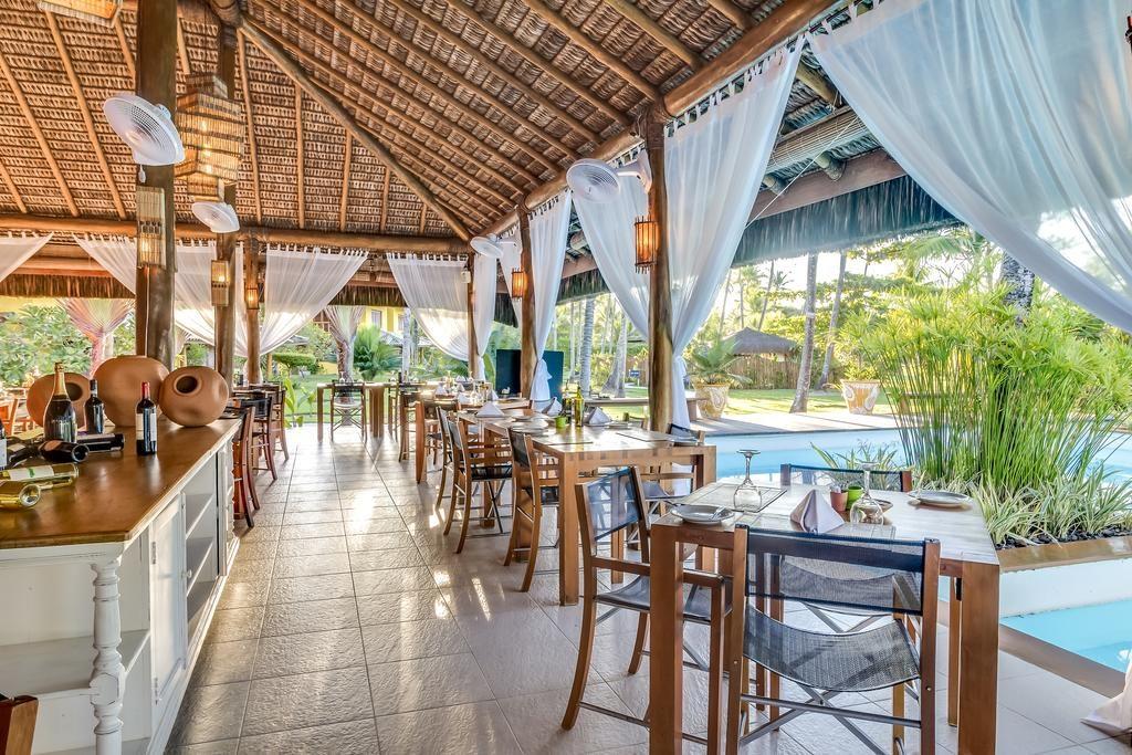 Restaurante na Pousada Villa dos Corais