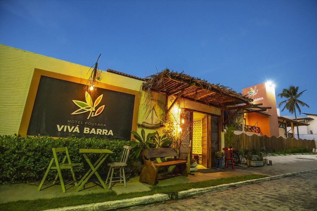 Vivá Barra Hotel Pousada em Barra de São Miguel
