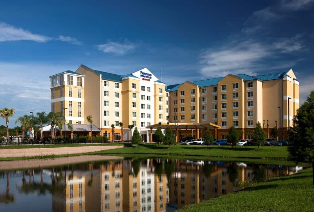 Fairfield Inn Suites by Marriott Orlando At SeaWorld