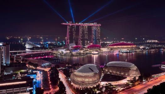 Os melhores hotéis 5 estrelas de Singapura