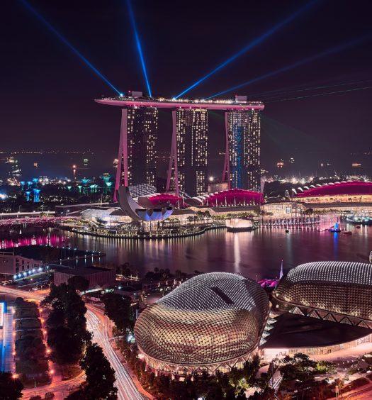 Hoteis 5 estrelas singapura