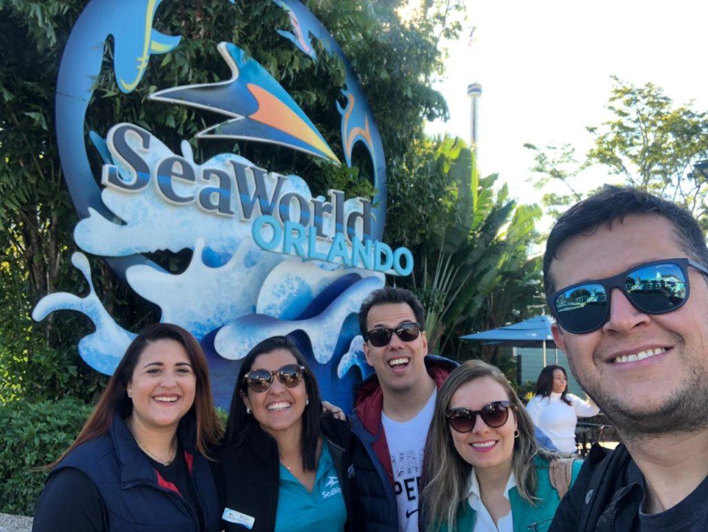 Saiba tudo sobre o SeaWorld Orlando com o Dicas de Viagem