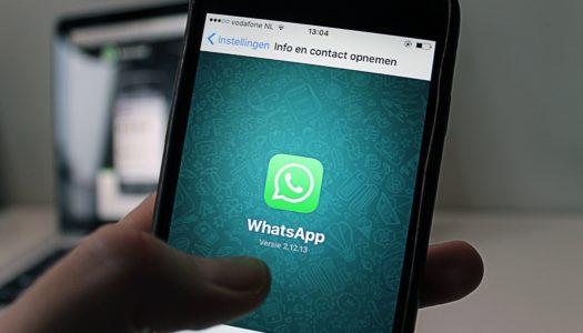 Chip internacional para celular tem WhatsApp ilimitado por um ano