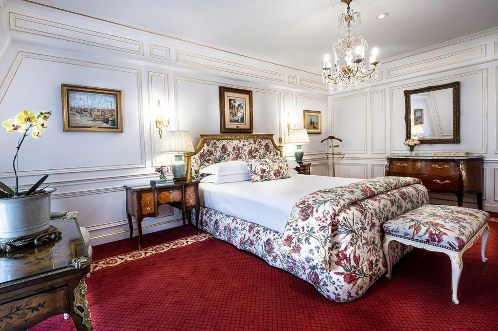 quarto do alvear palace argentino