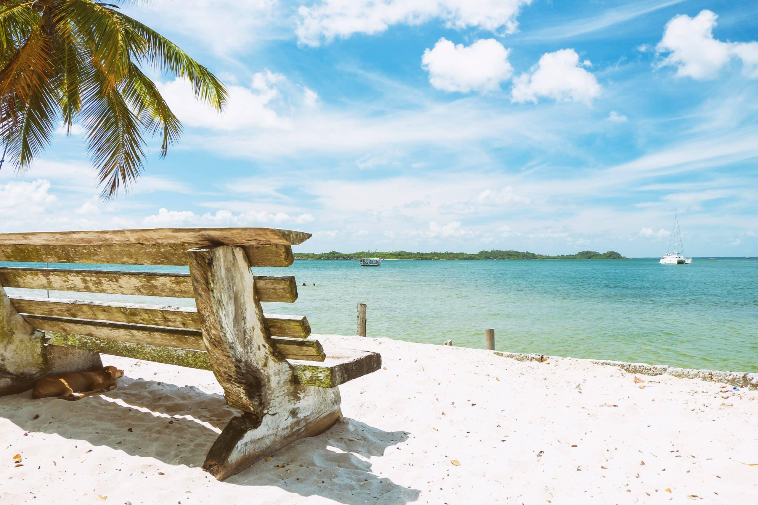 Praia em Barra Grande, um dos destinos para lua de mel na Bahia