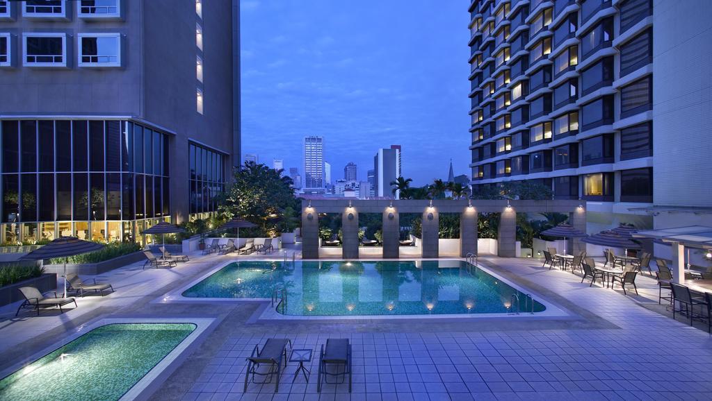 Carlton Hotel Singapore - hotéis 5 estrelas singapura