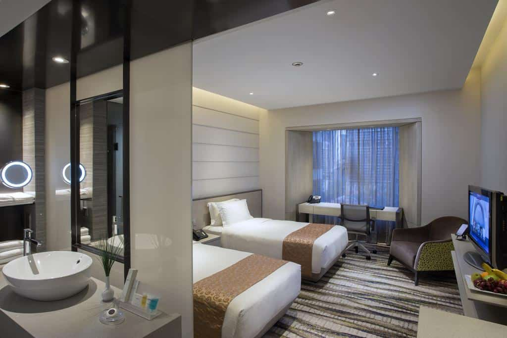 Carlton Hotel Singapore - onde ficar em singapura
