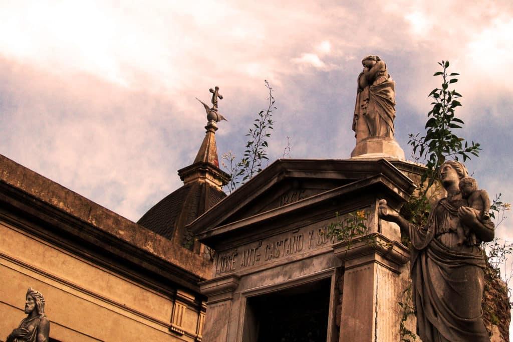 mausoleu na argentina