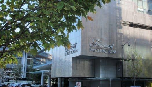 Fairmont Pacific Rim hotel em Vancouver – Nossa avaliação