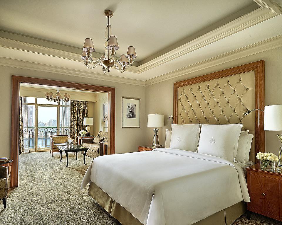 four seasons hotel no cairo, egito