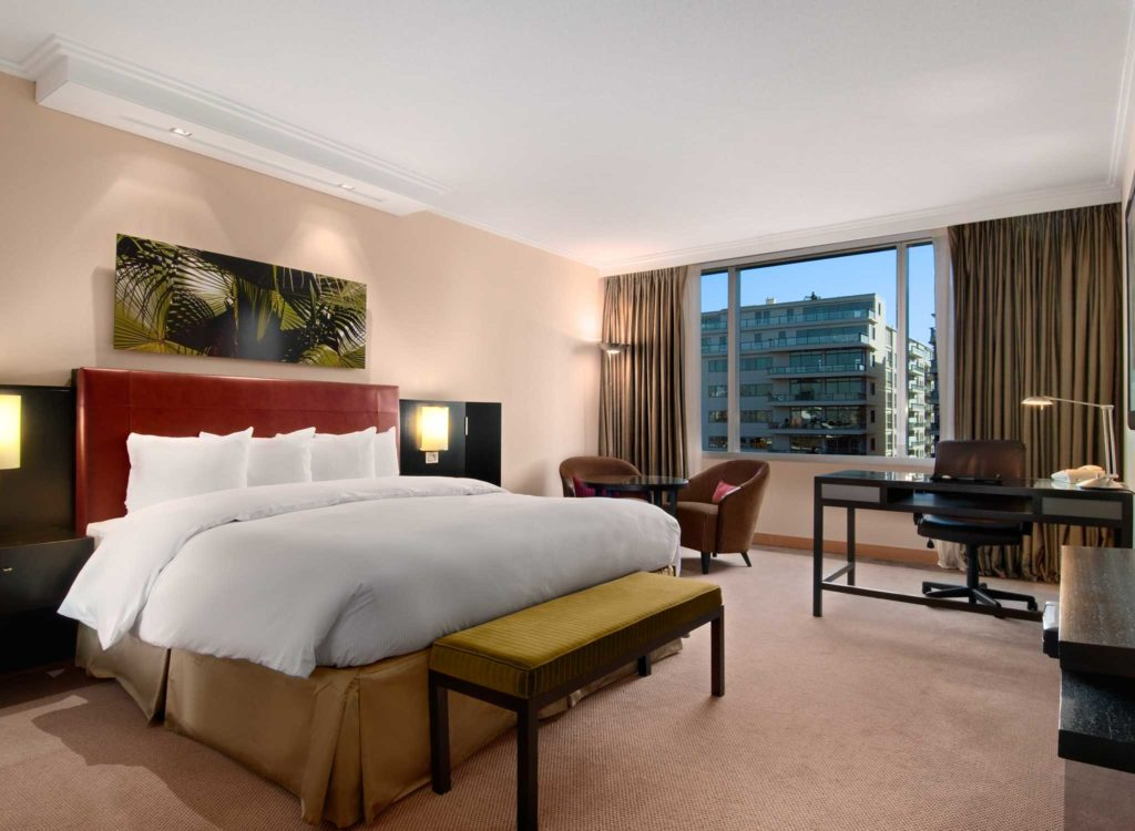 Rede de Hoteis Hilton na Argentina