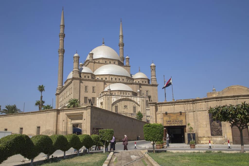 mesquita do alabastro de muhammad ali pasha