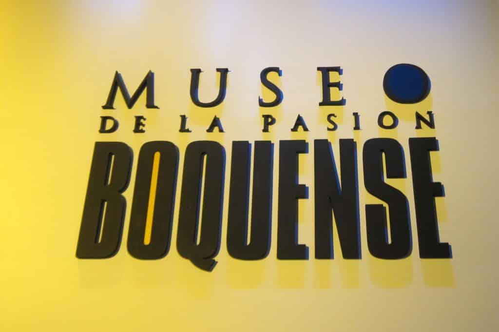 Museo de La Pasion Boquense em Buenos Aires com Crianças
