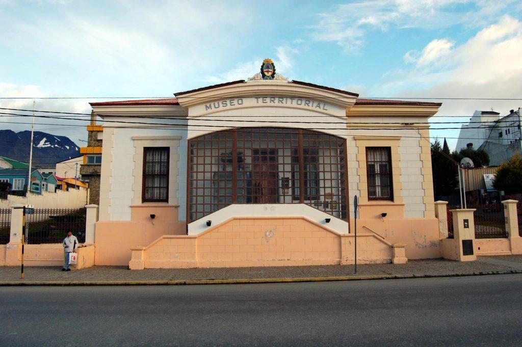 museu do fim do mundo em ushuaia como um dos pontos turisticos argentina