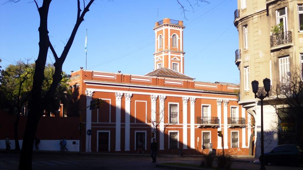 museu historico nacional de san telmo