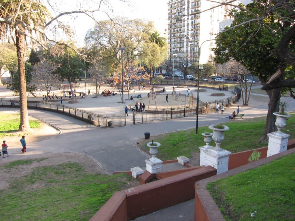 Parque Lesama