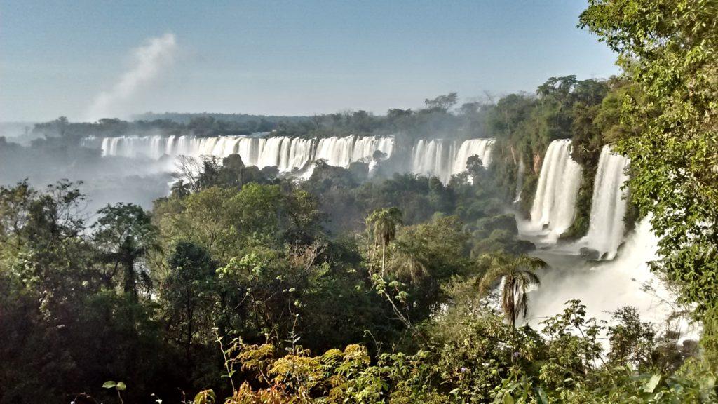 parque cataratas do iguazú como um dos pontos turisticos argentina