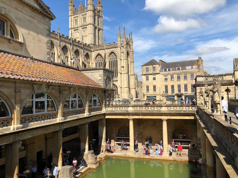 que fazer em Bath