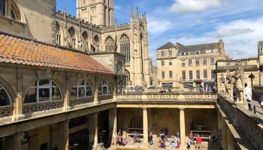 O que fazer em Bath – Atrações imperdíveis na cidade
