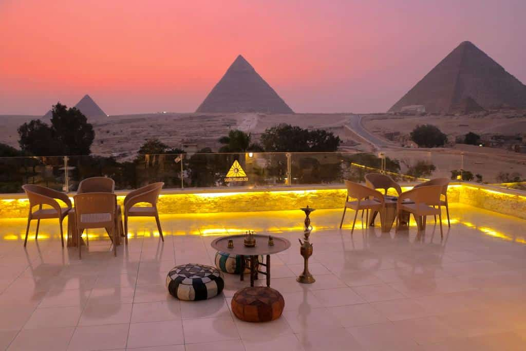 hotel sahara pyramids inn