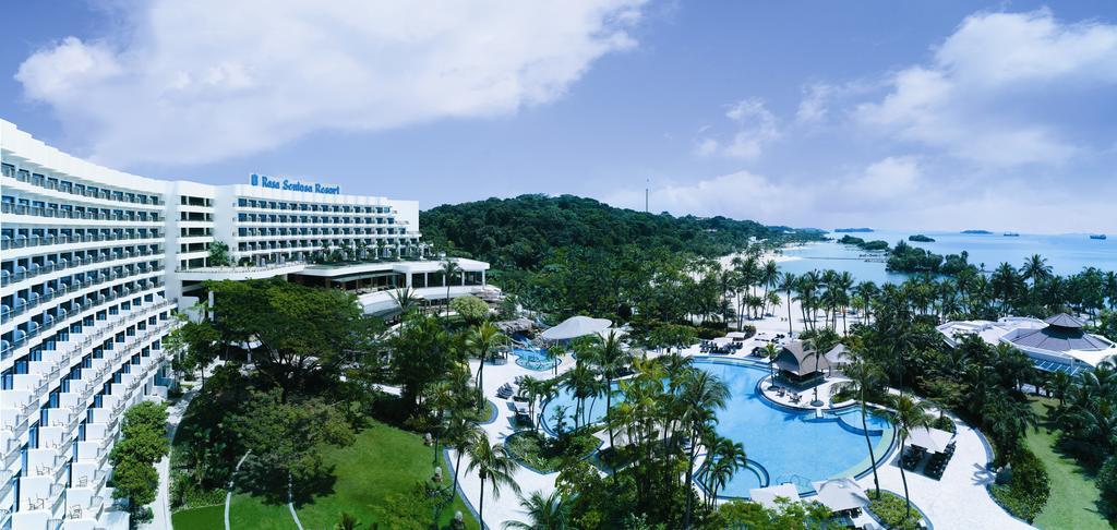 Shangri-La's Rasa Sentosa Resort & Spa - hotéis 5 estrelas singapura