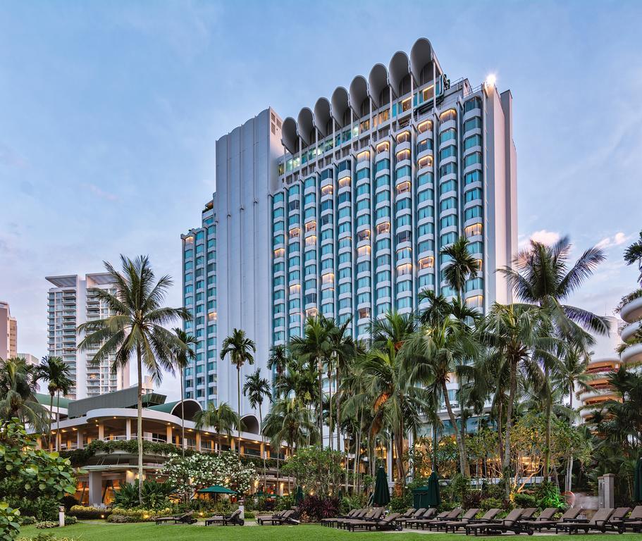 Shangri-La Hotel Singapore - hotéis 5 estrelas singapura