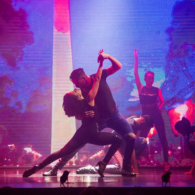 Show no Madero Tango em Puerto Madero, Buenos Aires