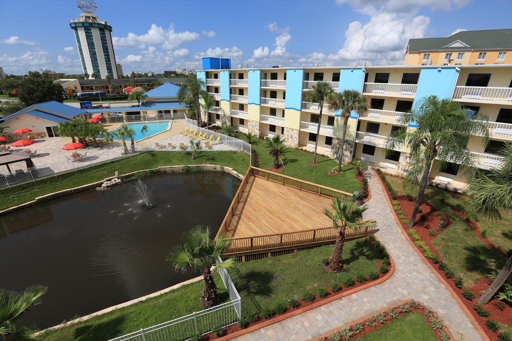 Sunsol International Drive Near Universal - Dicas de hotéis baratos em Orlando