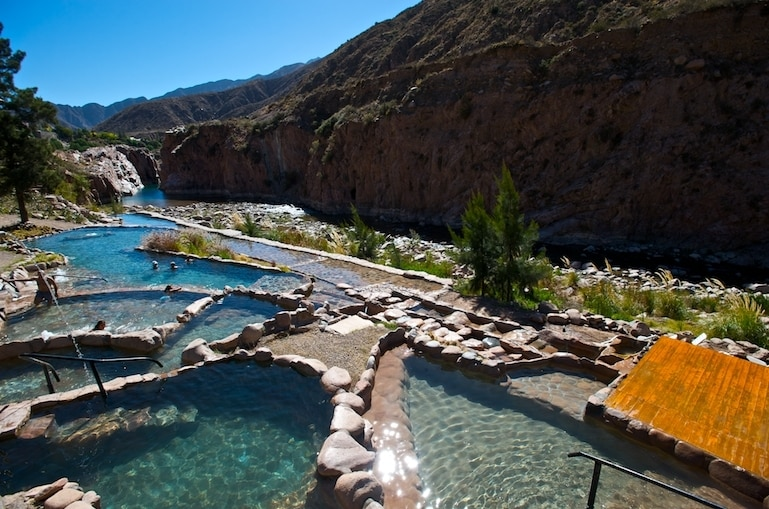 Termas de Cacheuta - Foto: Mendoza Travel