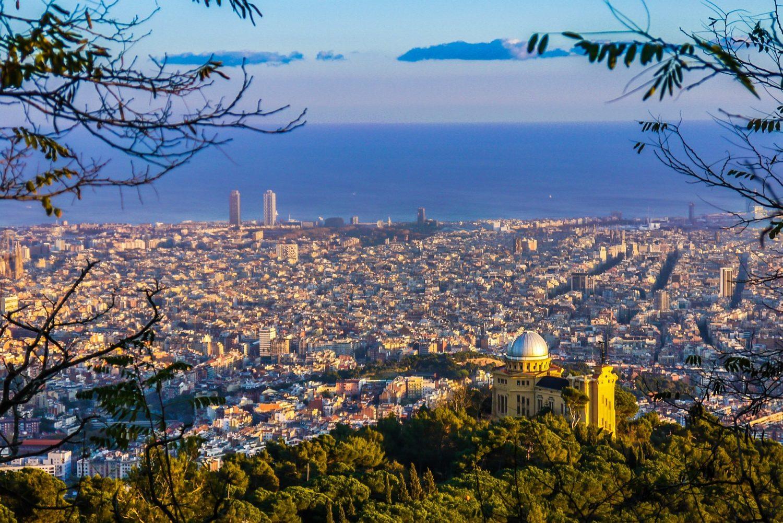 cidade de barcelona na espanha