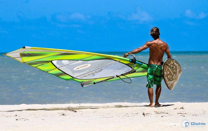 kitesurf nas praias de são miguel do gostoso