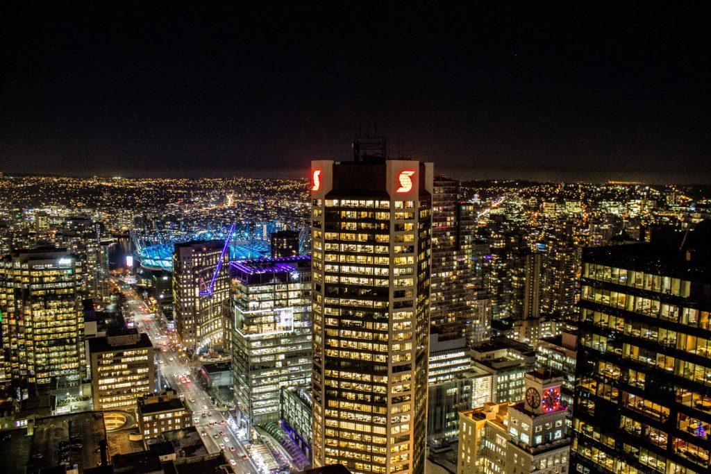 Foto de hotel na cidade de Vancouver, no Canadá