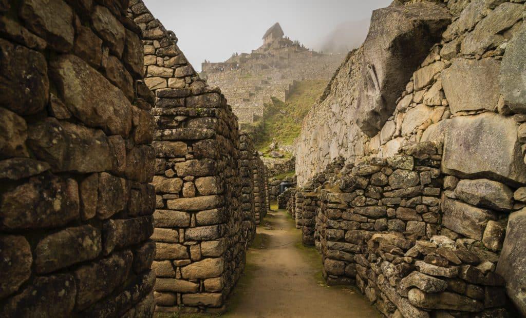 Ruínas de Machu Picchu