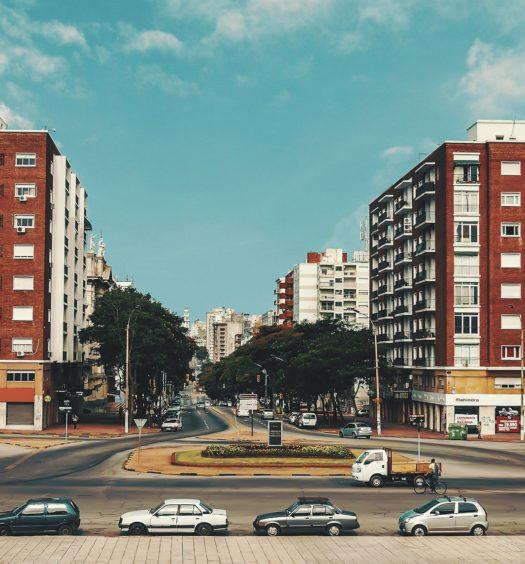 centro de montevideo no uruguai
