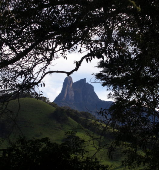 Pedra Selada em Visconde de Mauá