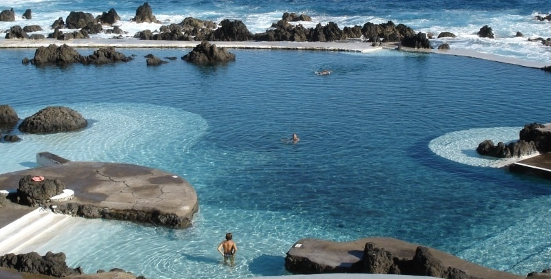 Piscinas Naturais do Porto Moniz