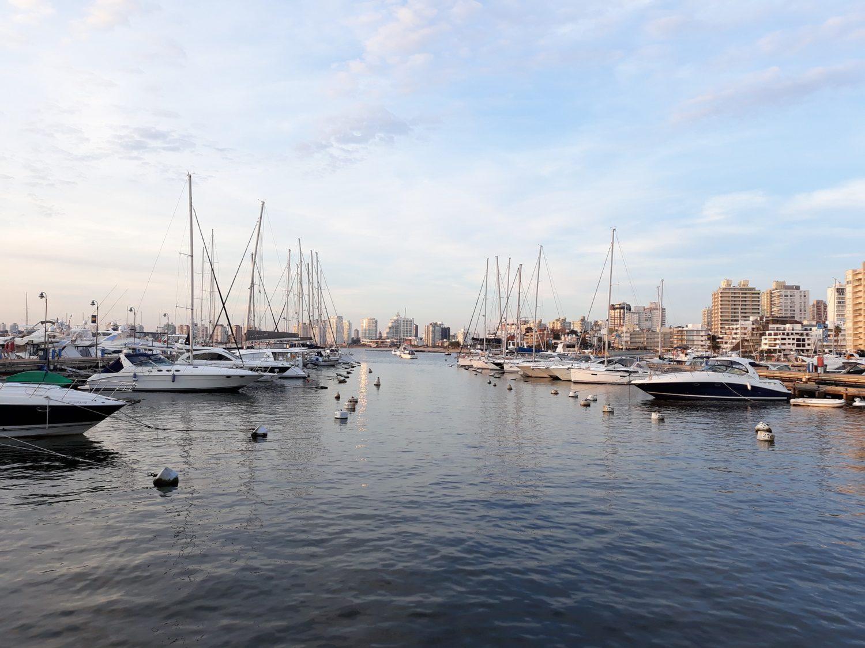 porto de punta del este no uruguai