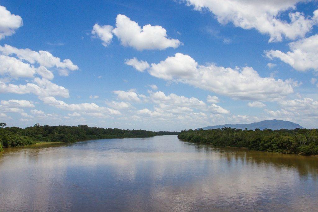 Rio Branco em Roraima