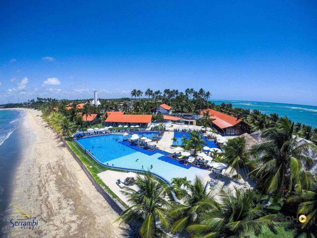 Serrambi Resort - onde ficar em Porto de Galinhas