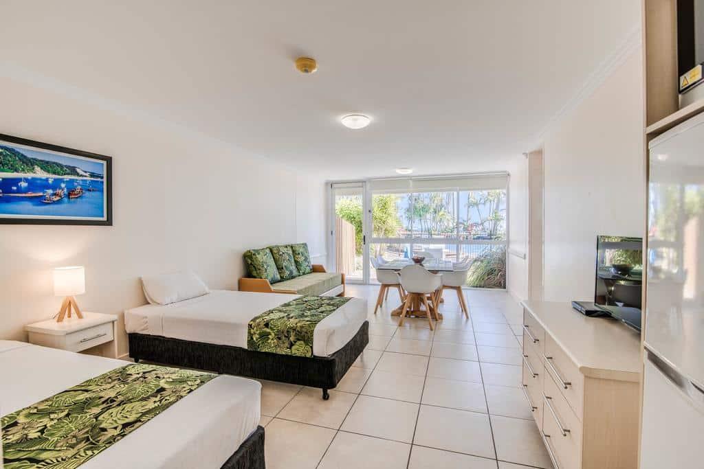 tangalooma island resort quarto