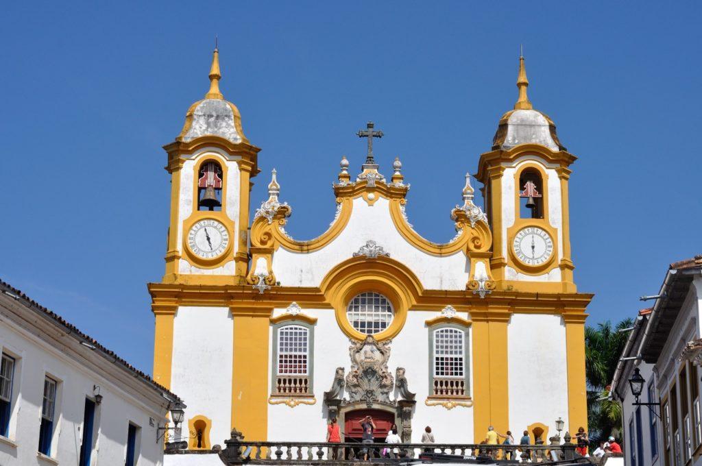 Igreja em Tiradentes