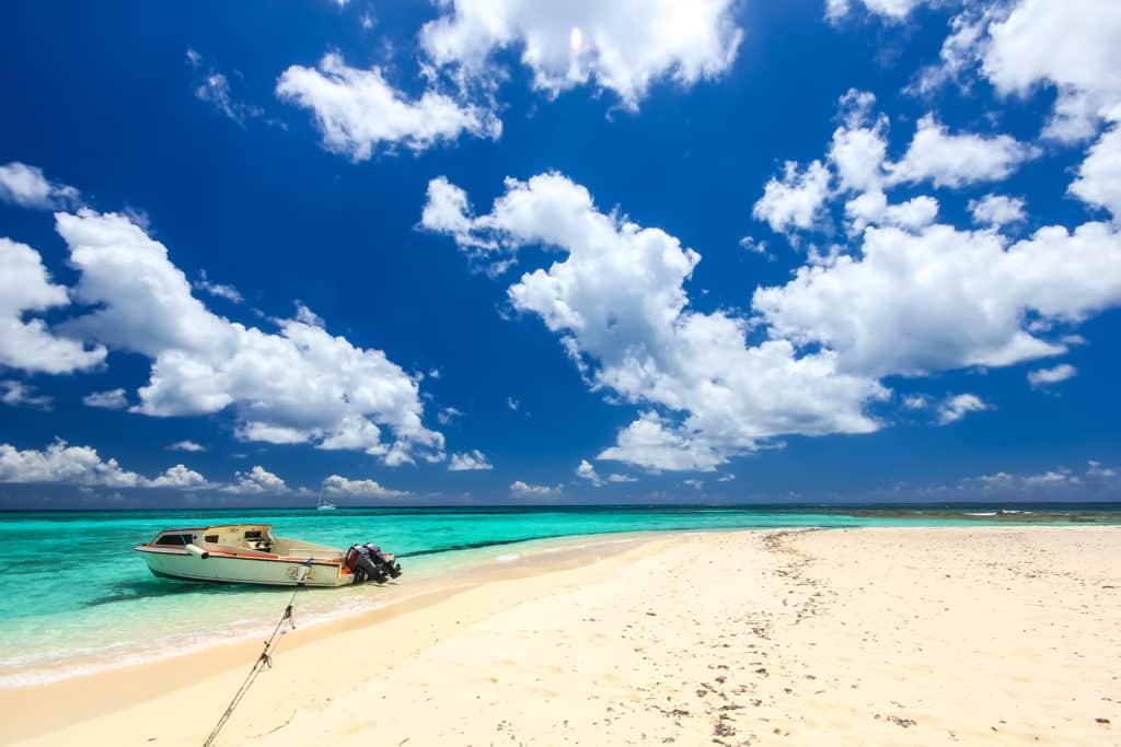 ilha sandy em anguilla