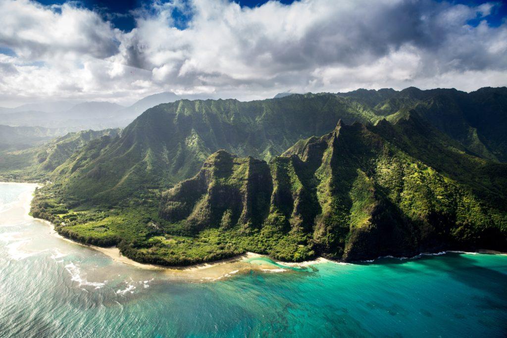 ilha de kauai no havaí