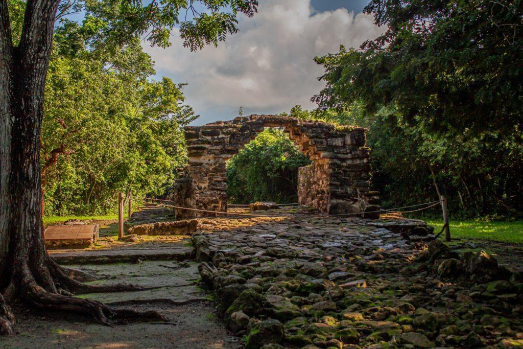 ruínas maia