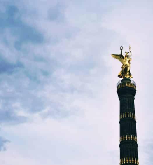 coluna da vitória em berlin