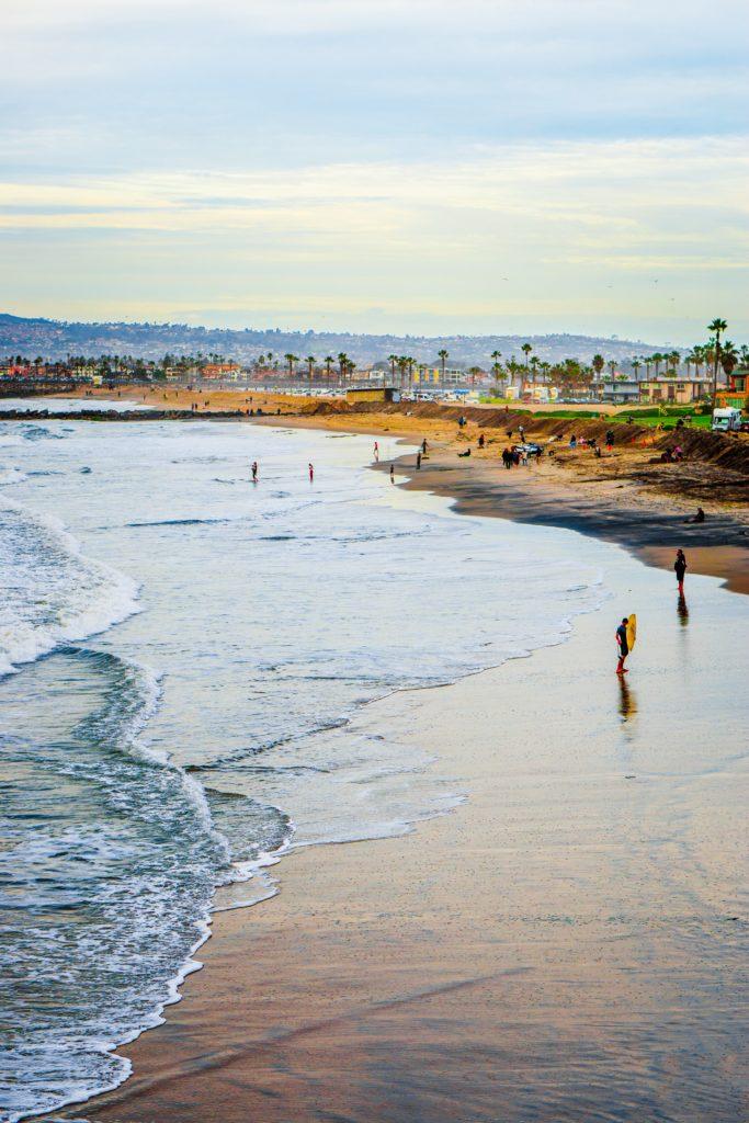 ocean beach em san diego